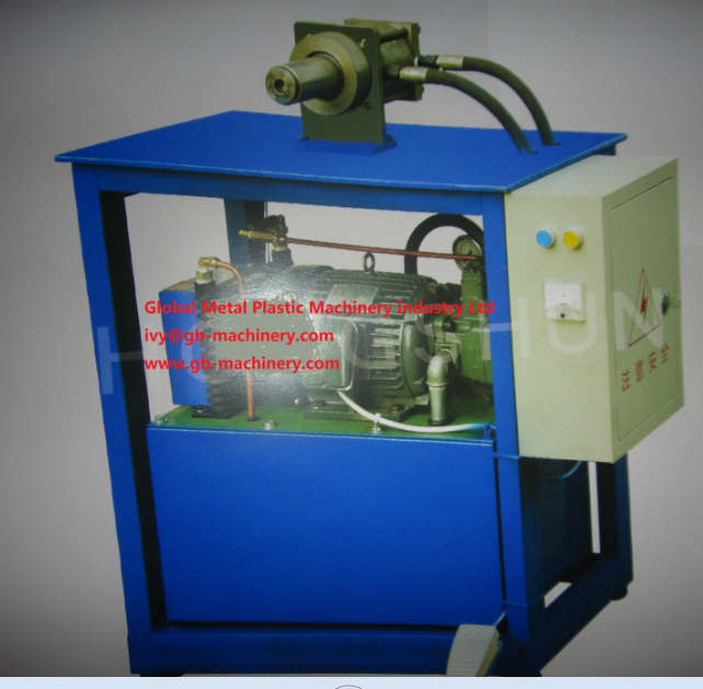 Stainless Steel Pipe Expanding Machine Yuyao At